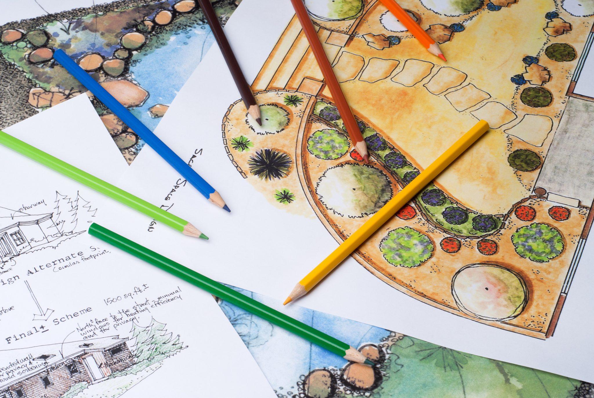 Planiranje vrta - HomeOgarden