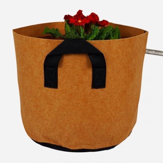 PlantIN sadilna vreča 19l rjava