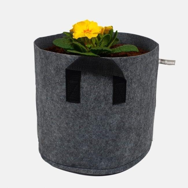 PlantIN sadilna vreča 19l siva